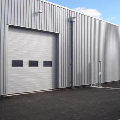 Porte de garage soniferba entreprise de quincaillerie nimes - Quincaillerie porte de garage coulissante ...
